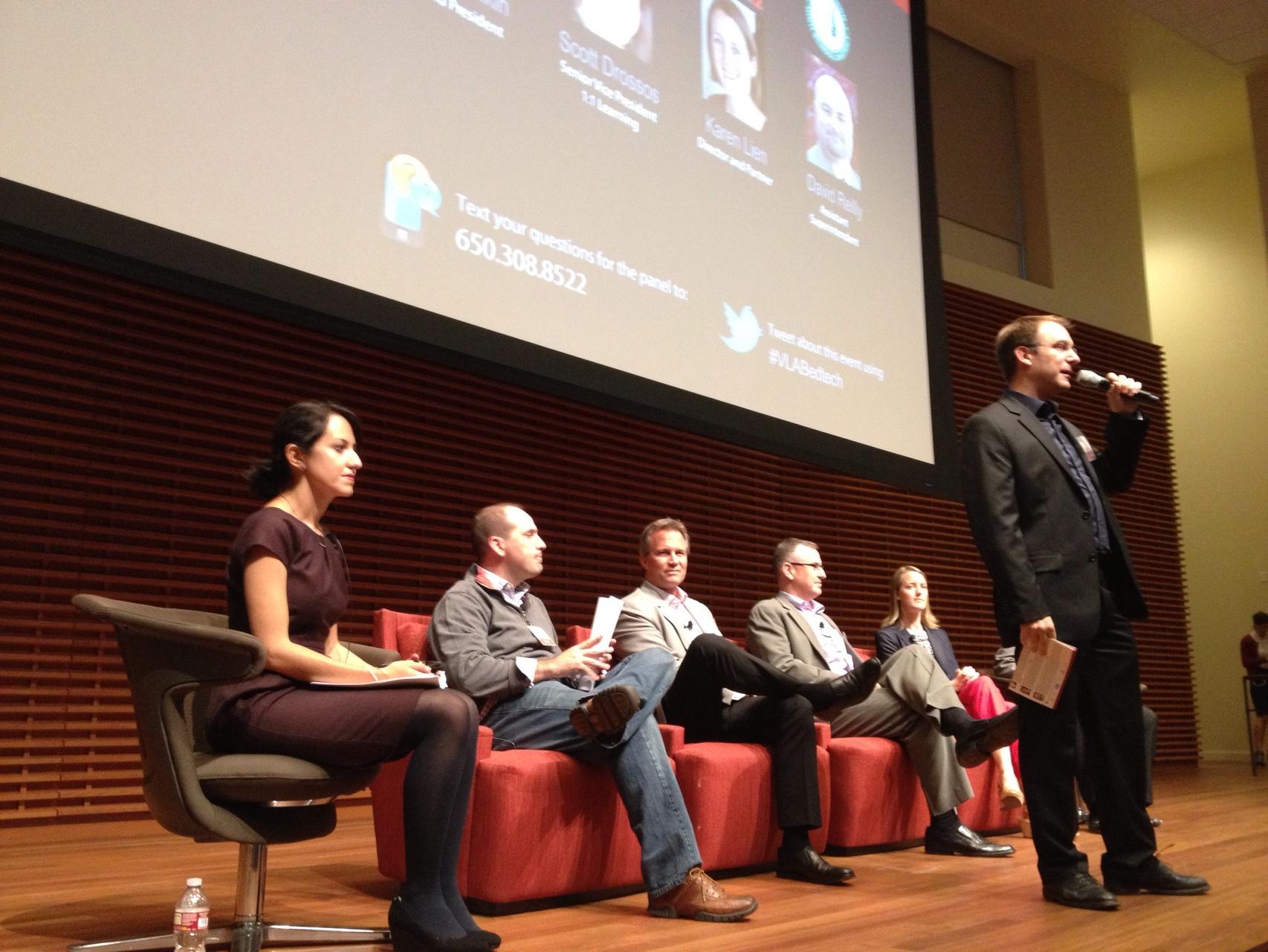 EdTech Event Panel