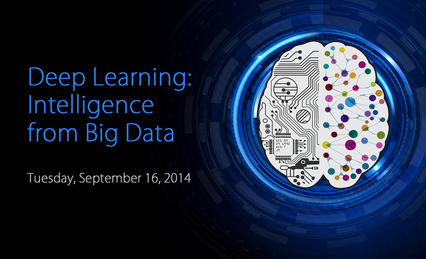 Deep Learning: Intelligence from Big Data - VLAB