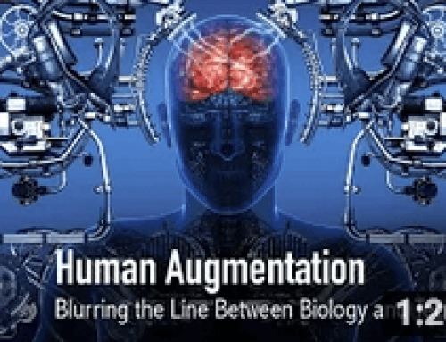Human Augmentation: Blurring the Line Between Biology and Technology