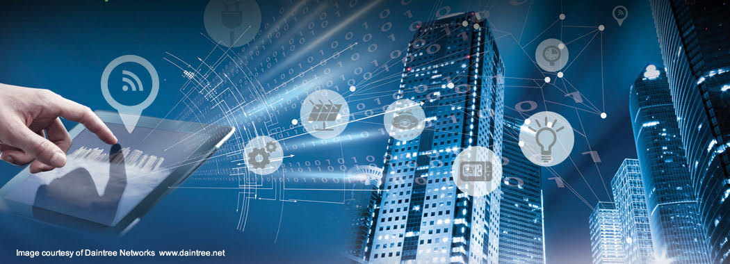 Smart Buildings: Silicon Valley Delivers Data-Driven Office Space