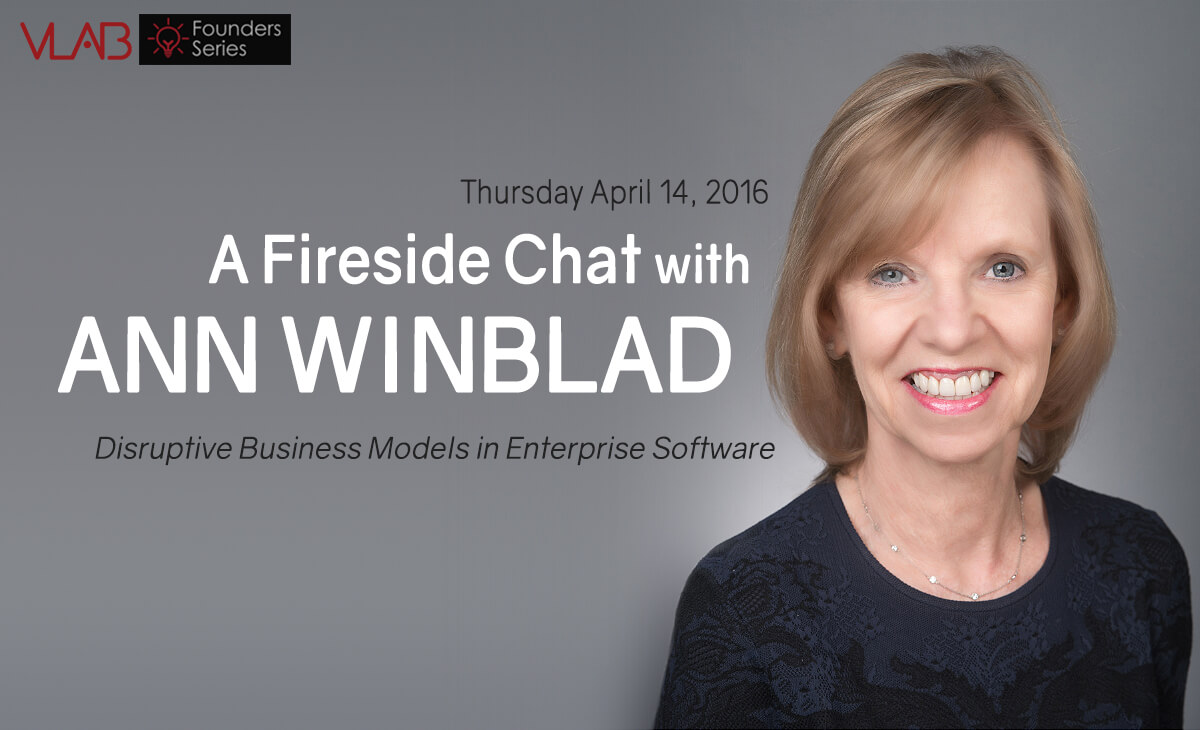 Founders Series: Disruptive Business Models in Enterprise Software