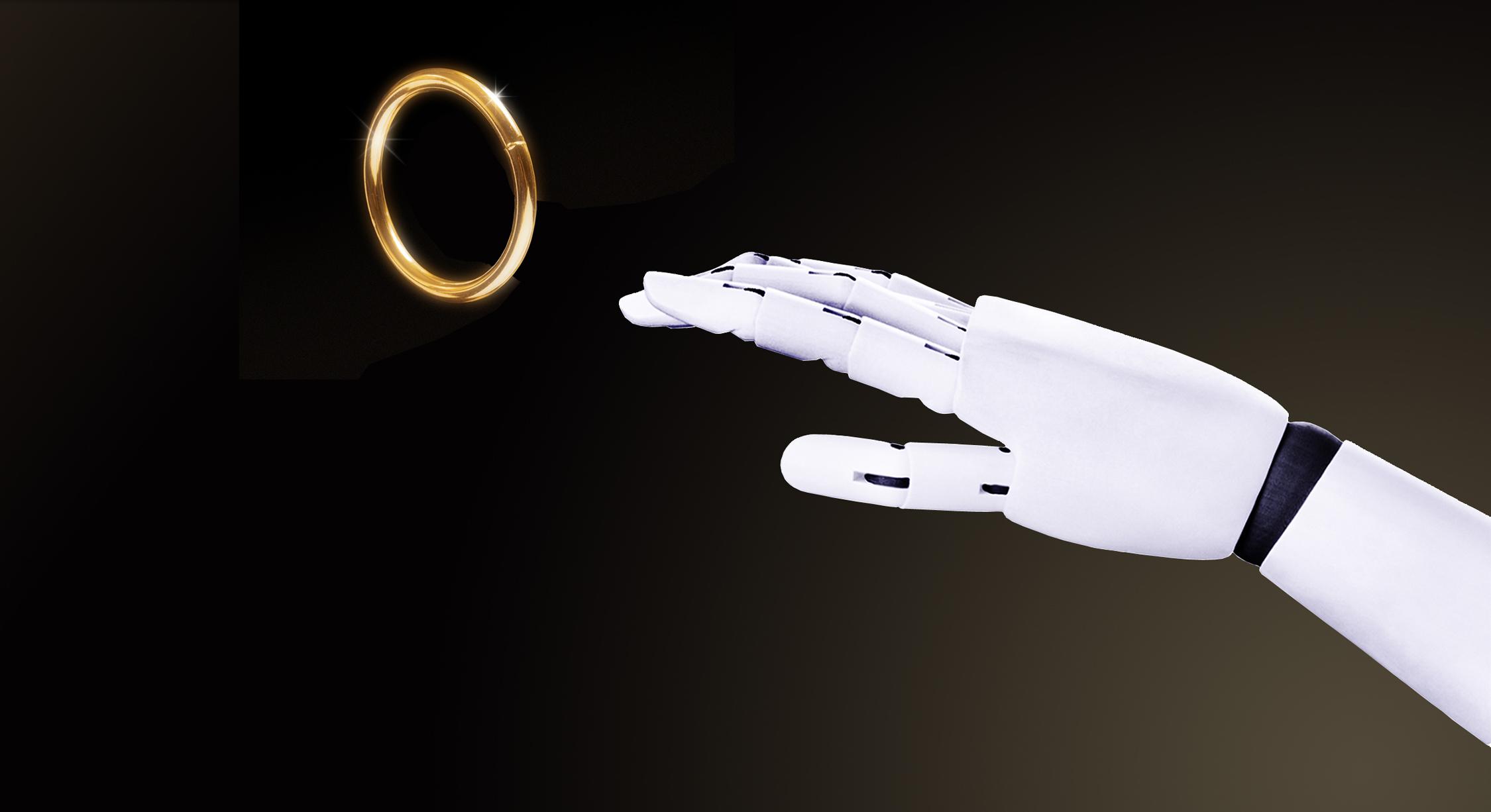 Robotic Dexterity: Grabbing the Brass Ring
