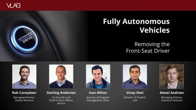 VLAB Fully Autonomous Vehicles
